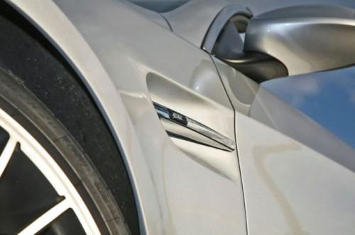 BMW 335i ATT - Prise d'air