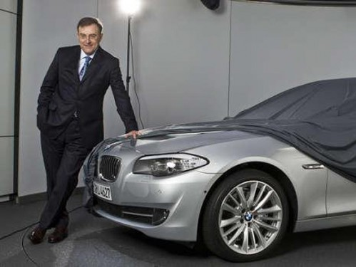 BMW  F10 official1