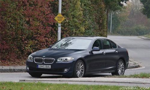 BMW serie5 F10  par Jonsibal