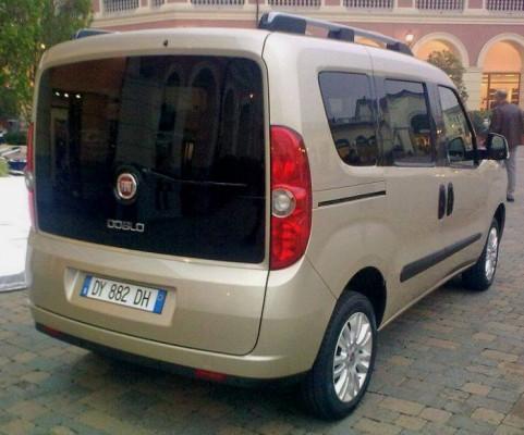 FIAT DOBLO 2010.2