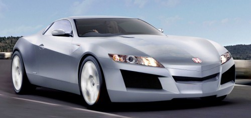 HONDA NSX 2010 preview