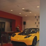 Inauguration Tesla Monaco