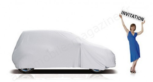 Invitation Renaissance Gordini et Twingo RS