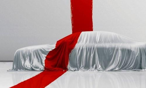 Le linceul blanc barré de rouge de l'Audi A8 2010
