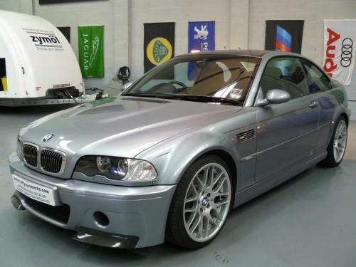 M3 E46 CSL