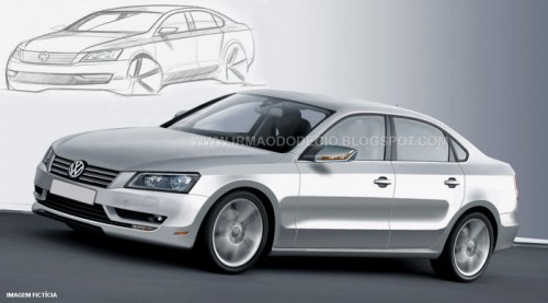 New Passat or NMS for USA