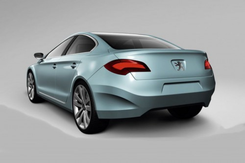 Peugeot 508 2011 preview.3
