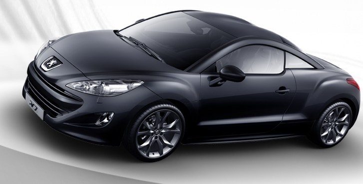 RCZ Black Yearling