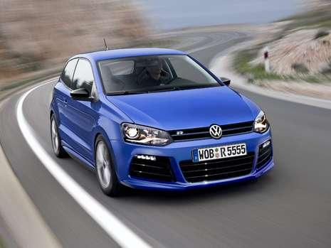 VW Polo R Rendering 2012