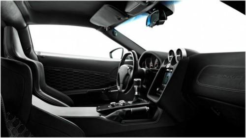 Zenvo ST1 - Intérieur