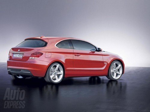 preview BMW Compact 2012-2013