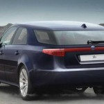 saab 9-5 estate 2010