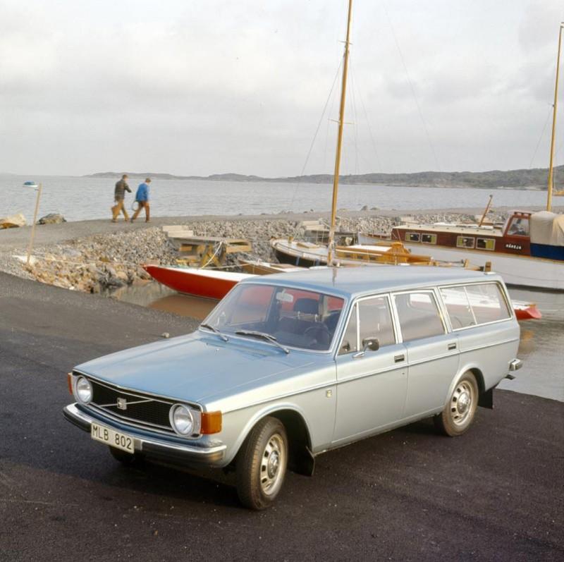 Après La Volvo S60, La Volvo V60