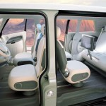 vw microbus concept 2001 interior