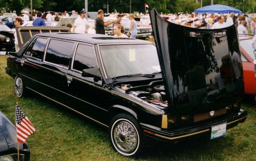 1984_AMC-Renault_Alliance_Limousine