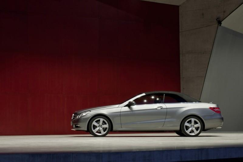 mercedes classe e cabriolet 2010 du rab de photo au p 39 tit dej 39 blog automobile. Black Bedroom Furniture Sets. Home Design Ideas