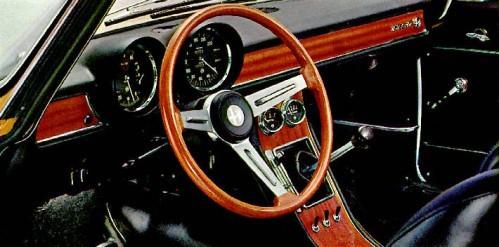 Alfa roméo 1750gtv