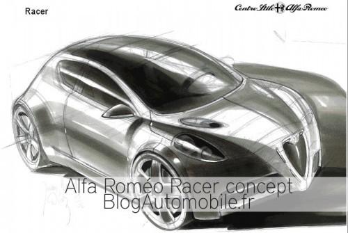 Alfa roméo Racer