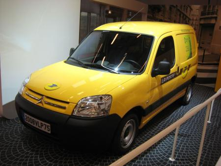 [DECLINAISON] Berlingo First Electrique by Venturi Berlingo-First-electrique-Venturi-pour-La-Poste
