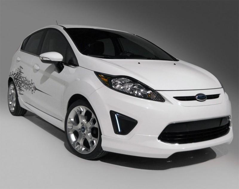"Ford Fiesta 2011 ""US Spec"" : Le best seller européen se ..."