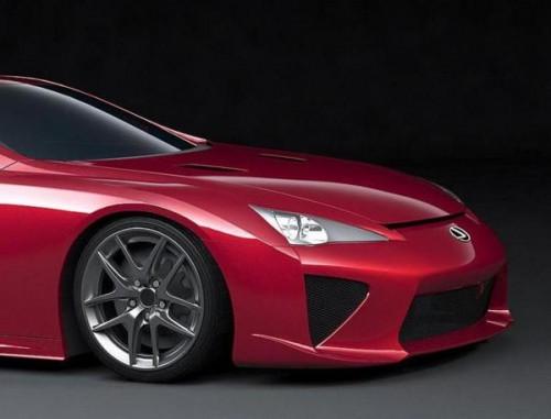 Lexus-LFA-2010
