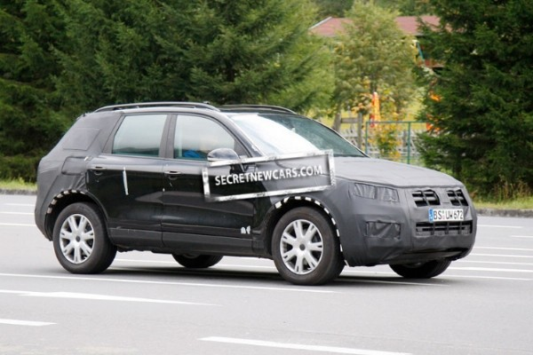 volkswagen touareg 2010 spyshots et preview m j blog automobile. Black Bedroom Furniture Sets. Home Design Ideas