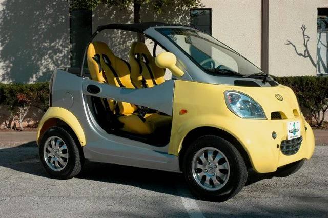 How To Dispose Of Batteries >> Kandi Coco : La voiture électrique à 605€ ( 865$ ), ça ...