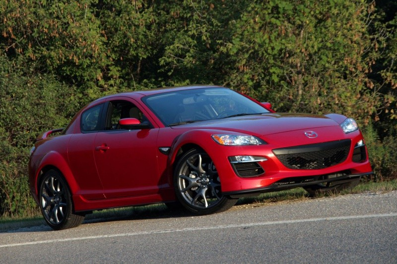 mazda rx8 elle est de retour blog automobile. Black Bedroom Furniture Sets. Home Design Ideas