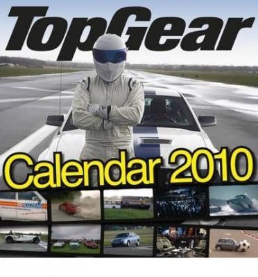 top gear 2010 calendar