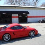 Photo 5 51 p 150x150 Porsche Cayman S by TPC Racing : Mordant !