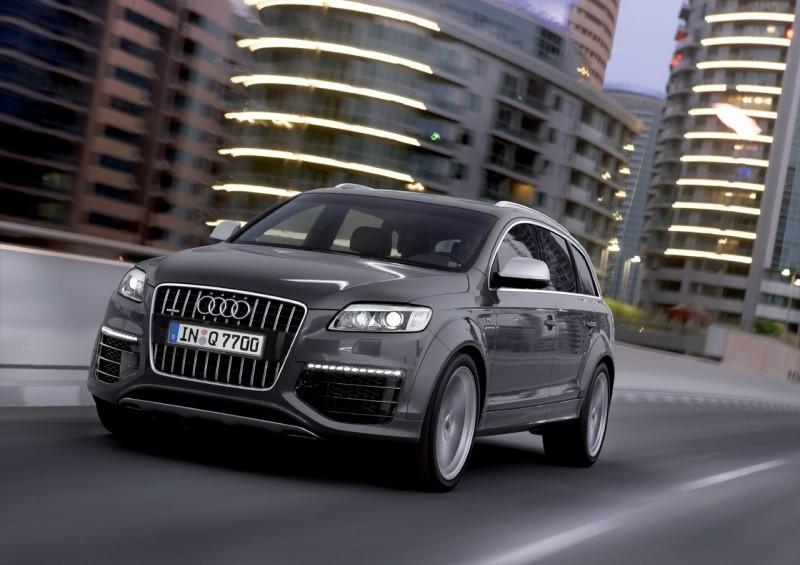 Audi Q7 V12tdi