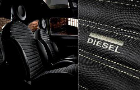 Fiat 500 by Diesel : Une nouvelle teinte ... - Blog Automobile