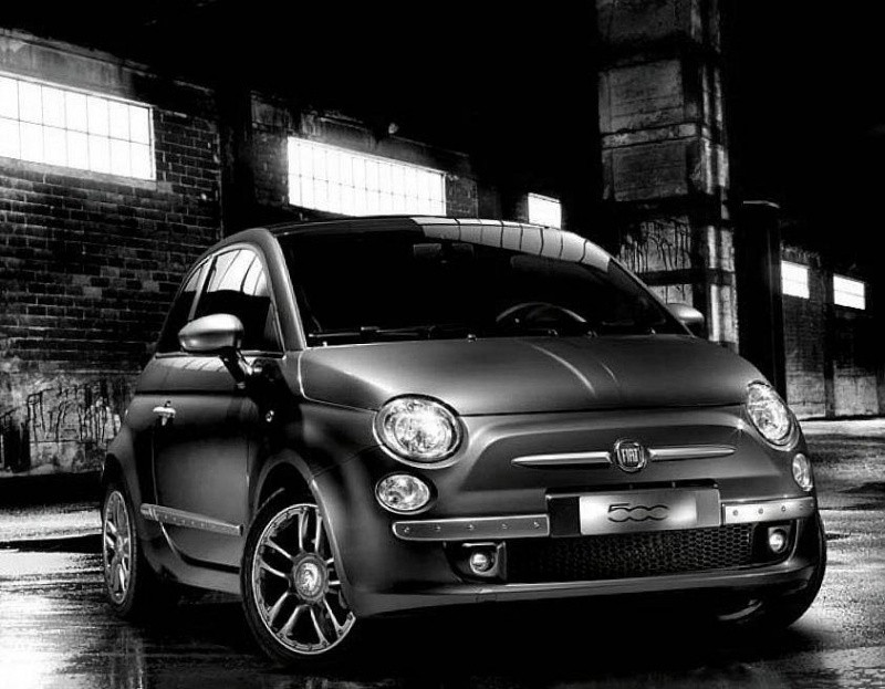 fiat 500 by diesel une nouvelle teinte blog automobile. Black Bedroom Furniture Sets. Home Design Ideas