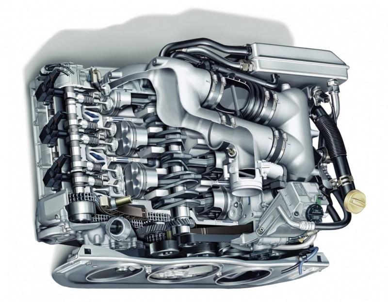 moteur flatsix