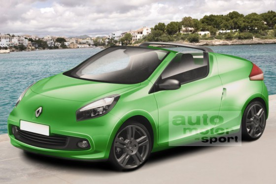 Photo preview Twingo CC 2010 560x373 Renault Twingo CC : Quand Norev confirme les infos et les previews...