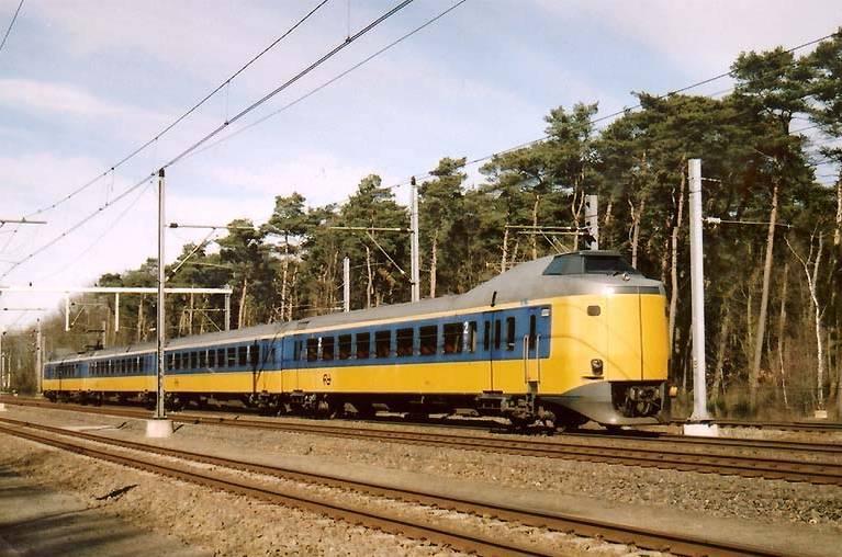 train des NS