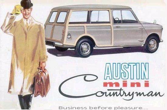 Mini Countryman - the original-