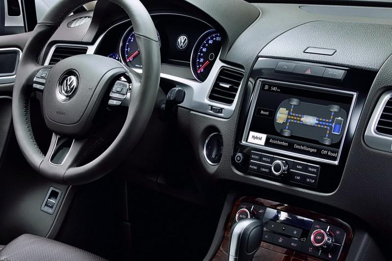Volkswagen Touareg 2010-2011 : Le plein d'informations - Blog Automobile