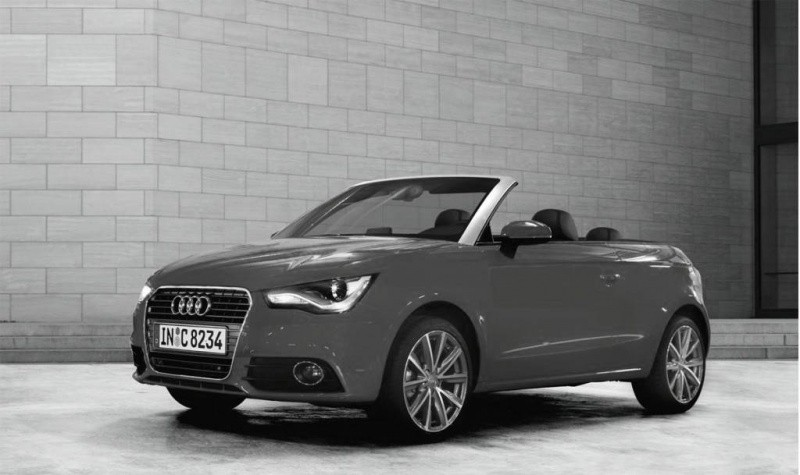 audi a1 le preview du cabriolet et en plusieurs coloris s 39 il vous plait blog automobile. Black Bedroom Furniture Sets. Home Design Ideas