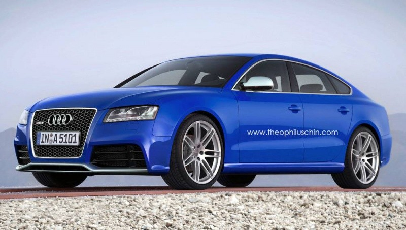 Audi RS5  Sportback by T