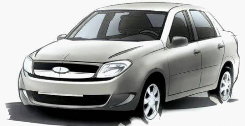 Lada 2190 2011