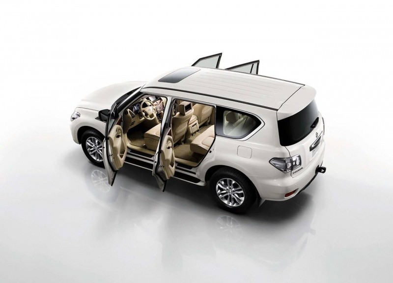 Nissan Patrol 2010-2011 : Maouss, costaud mais pas sur qu ...