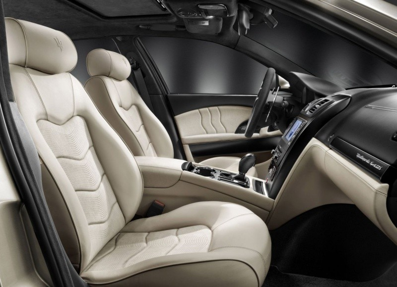 Maserati Quattroporte Gts >> Maserati Quattroporte Sport GTS Awards Edition : Vaut elle ...
