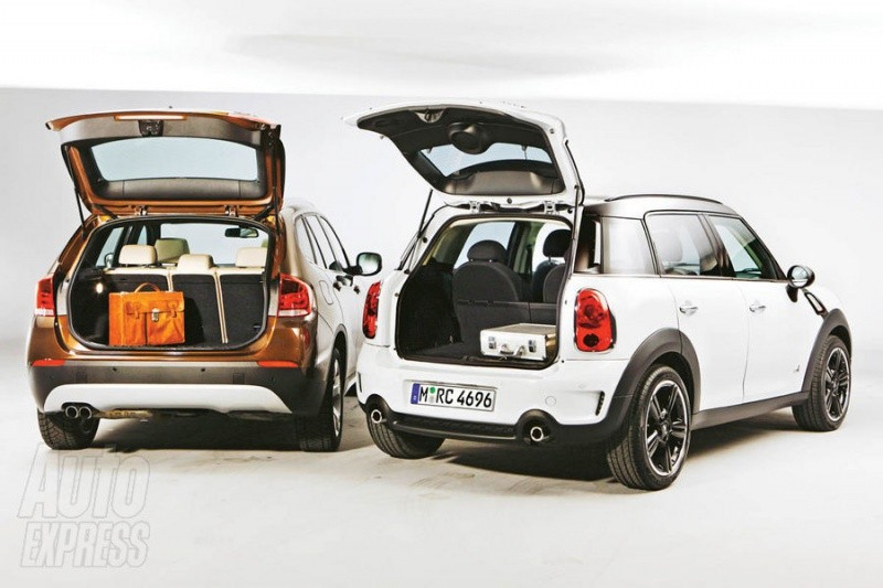 mini countryman quelques d tails visibles blog automobile. Black Bedroom Furniture Sets. Home Design Ideas
