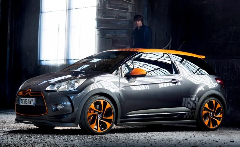 ds3 racing les photos officielles de la version show car blog automobile. Black Bedroom Furniture Sets. Home Design Ideas