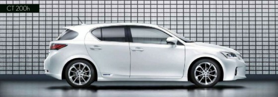 lexus ct200h la compacte hybride premium blog automobile. Black Bedroom Furniture Sets. Home Design Ideas