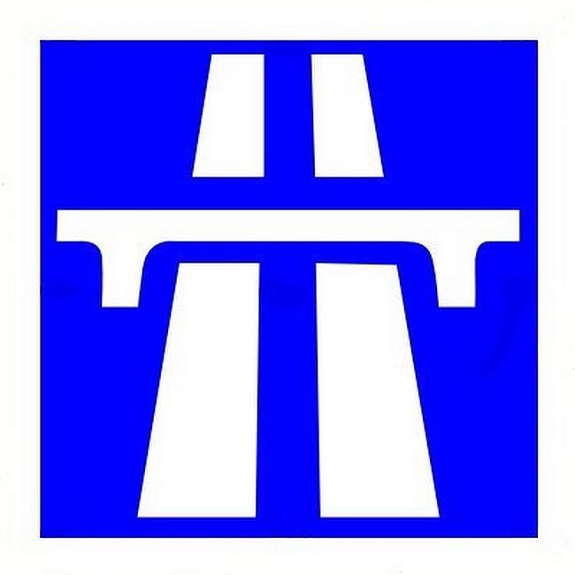 Résultat d'images pour autoroute panneau