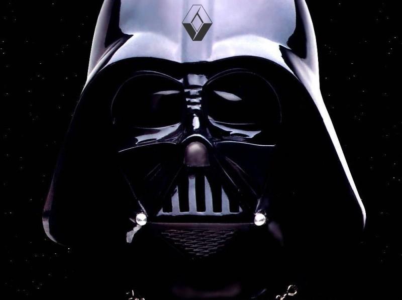 star-wars-dark-vador from renault