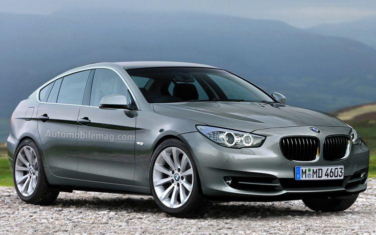 BMW F10 serie3 GT F10 2012-2013