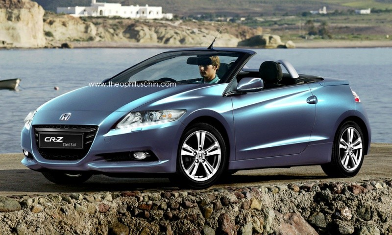 CRZ Del Sol by T